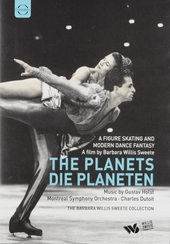 The planets : A figure skating and modern dance fantasia
