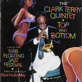 Top and bottom : Live at the 1995 Floating jazz festival