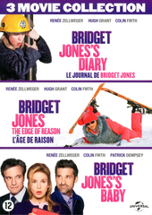 Bridget Jones : 3-movie collection