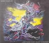 Lightning over velvet evenings