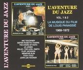 L'aventure du jazz : la musique du film de Louis Panassié 1969-1972. Vol. 1 & 2