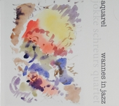 Aquarel : Wannes in jazz