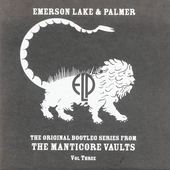 The original bootleg series from the Manticore vaults. vol.3