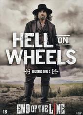 Hell on wheels. Seizoen 5, 2