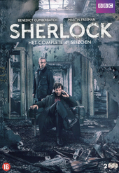 Sherlock. Het complete 4e seizoen / created by Mark Gatiss and Steven Moffat