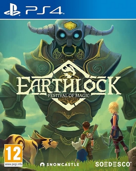 Earthlock : festival of magic