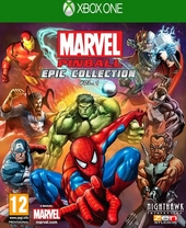 Marvel pinball : epic collection vol. 1