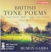 British tone poems. Vol.1