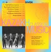 Kazakh classical music