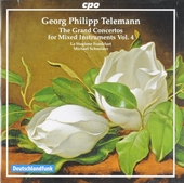 The grand concertos for mixed instruments. Vol. 4