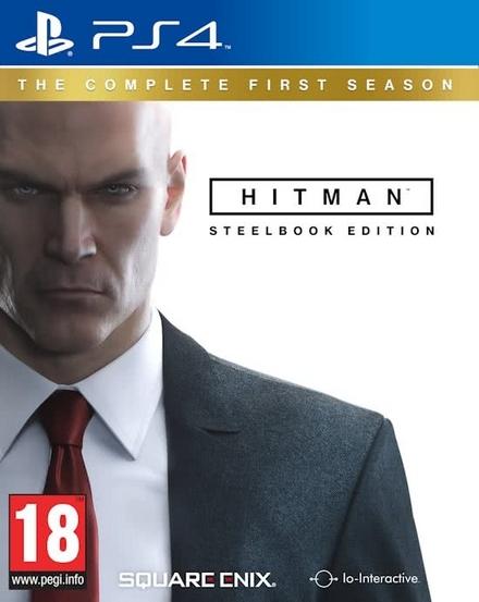 Hitman : the complete first season