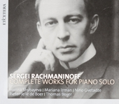 Complete works for piano solo