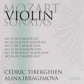 Violin sonatas K27, 31, 296, 306, 454, 547