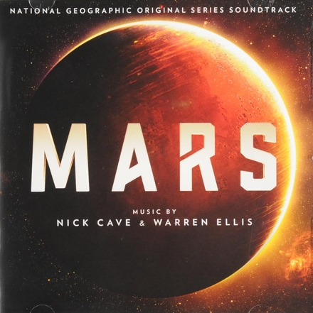 Mars : National Geographic original series soundtack