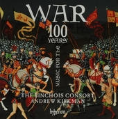 Music for the 100 years' war : a brief history in music & alabaster