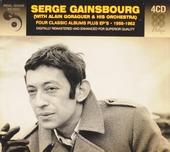 Four classic albums plus EP's 1958-1962