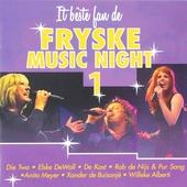 It bêste fan de Fryske music night. vol.1