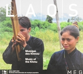 Laos : musique des Khmou