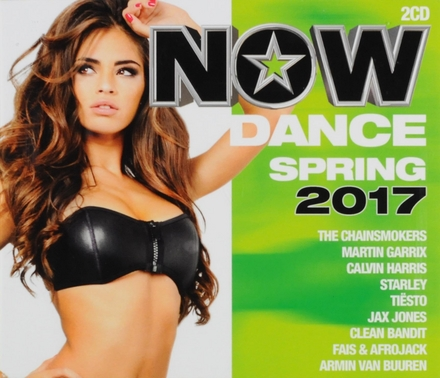 Now dance : Spring 2017