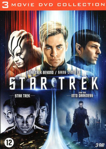 Star Trek 3-movie collection