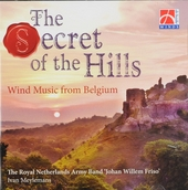 The secret of the hills : Wind music from Belgium