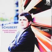 Piano sonatas D.960 & D.664