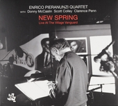 New spring : live at the Village Vanguard