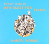 Twenty years of new blues for piano 1996-2016