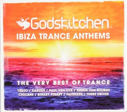Godskitchen : Ibiza trance anthems