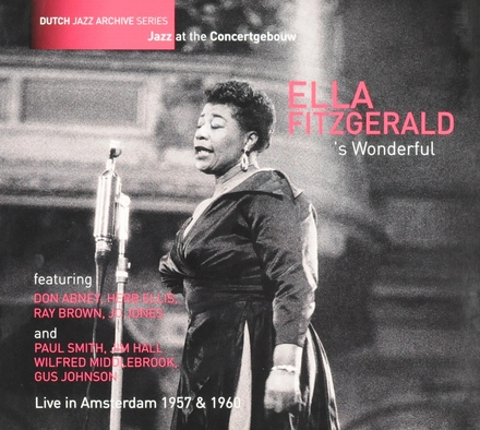's Wonderful : live in Amsterdam 1957 & 1960