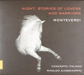 Night, stories of lovers and warriors