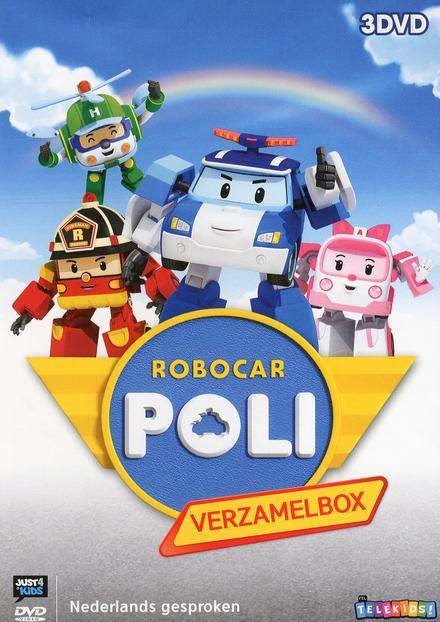 Robocar Poli : verzamelbox