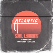 Atlantic soul legends : 20 original albums from the iconic Atlantic label