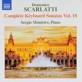 Complete keybaord sonatas vol.18. vol.18