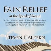 Pain relief : at the speed of sound