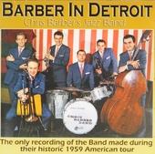 Barber in Detroit