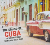 The sound of Cuba : Trova songs guitar piano