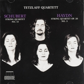String quartet no.15
