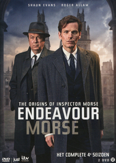 Endeavour Morse. Het complete 4e seizoen