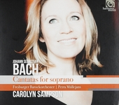 Cantatas for soprano