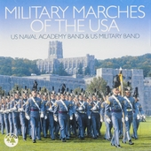 Military marches of the USA
