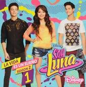 Soy Luna : La vida es un sueño season 2. vol.1