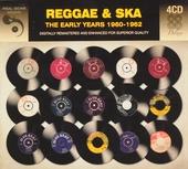 Reggae & ska : The early years 1960-1962