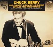 Five classic albums plus bonus singles and rare tracks