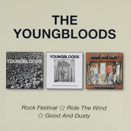 Rock festival ; Ride the wind ; Good and dusty