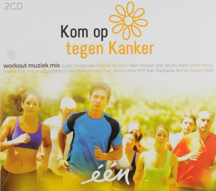 Kom op tegen kanker : workout muziek mix