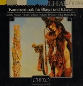 Kammermusik für Bläser und Klavier