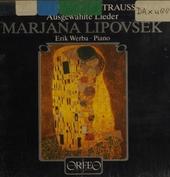 Mahler, Schreker, Strauss, Wolf : ausgewählte Lieder = selected songs = Lieder choisis