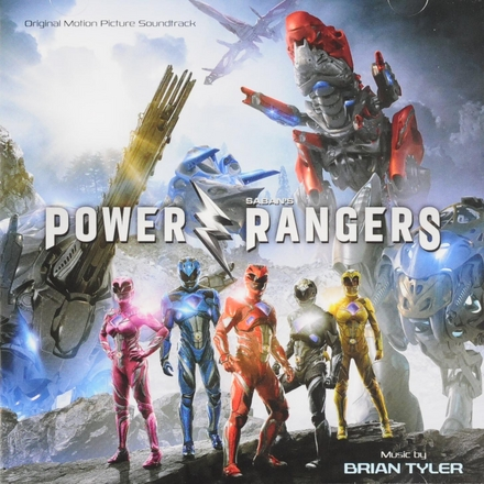 Power Rangers : original motion picture soundtrack