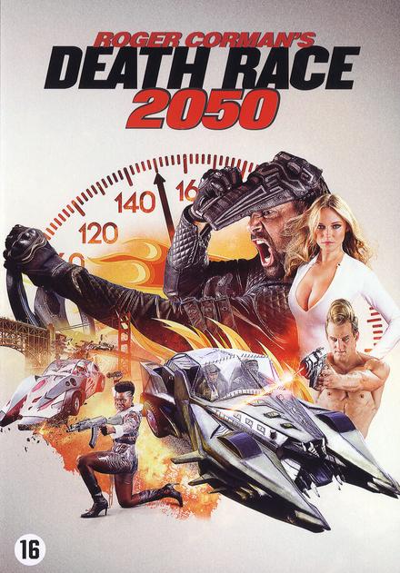 Roger Cormans's death race 2050